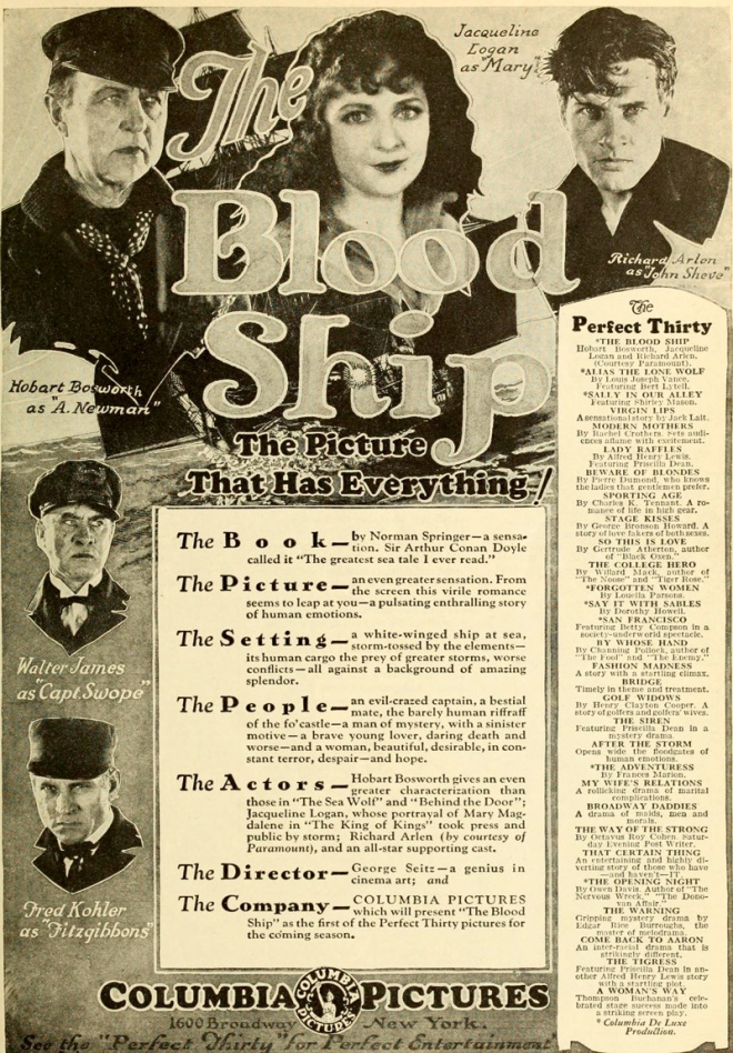 blood-ship-1927-in-the-vaults-silent-movie-clipping-04