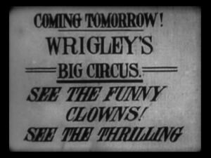 Still plenty of time to tell a circus story.
