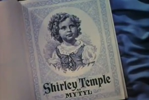 Shirley Temple will embrace the Dark Side!