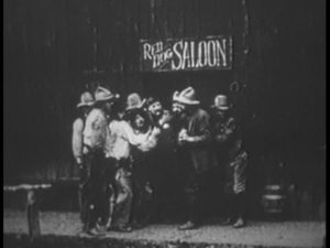 It seems that the Red Dog Saloon was basically the Starbucks of the old west. No city worth its salt could be without one. Or a dozen.