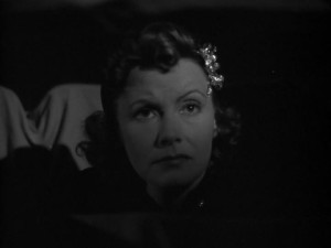 The forties had no place for Garbo.