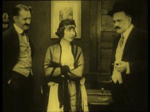 Chekhov's gangsters.