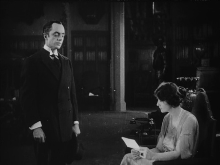 William Powell and Hedda Hopper.