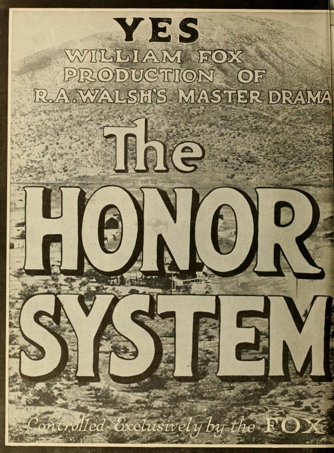 honor system 02