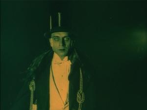 "Mosjoukine in ""The Burning Crucible"""