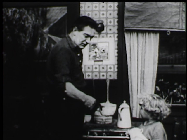 A domestic drama
