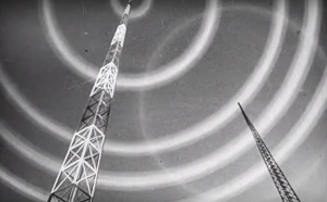 """Radio towers in """"Spies"""""""