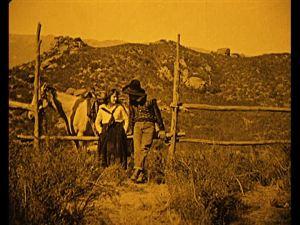 Bucking Broadway 1917 John Ford image (7)
