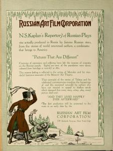 Real Russian pictures were available but American audiences preferred westernized filtration.