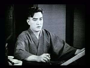 """Sessue Hayakawa in """"The Dragon Painter"""""""