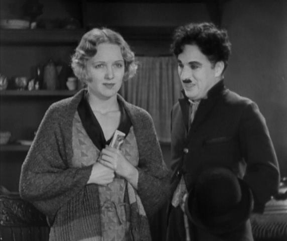 Chaplin charmed me.