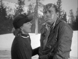 Fake snow, bad dialogue, hurray for them.