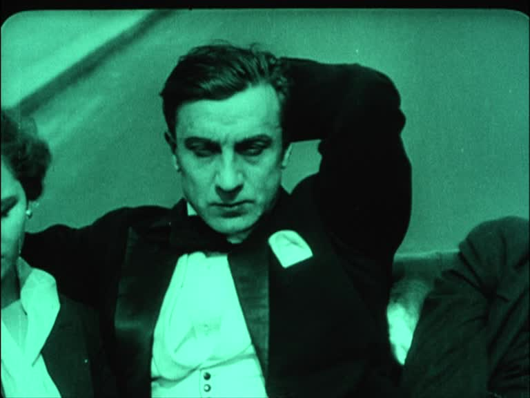Mosjoukine in The Lion of the Moguls. Swoon.
