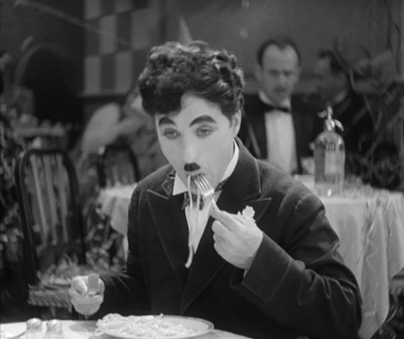 I had seen Chaplin but I had never SEEN Chaplin